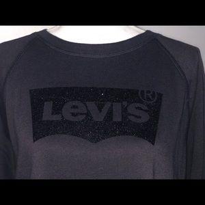 Levi's sweatshirt women's